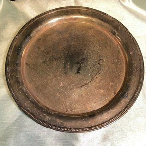 Oneida Silver Plated Serving Tray